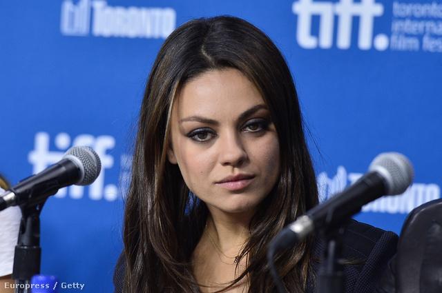 20. Mila Kunis - főleg közkedveltsége, számtalan legszexibbnő-címe, illetve filmes sikerei juttatták a listára