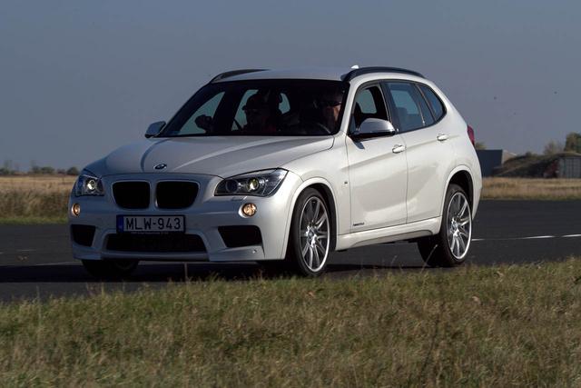 Menettulajdonságait tekintve a BMW magasan a többiek fölé nőtt, de az ára is ott van