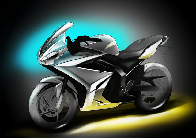 A Triumph 2015-re ígért sportmotorja