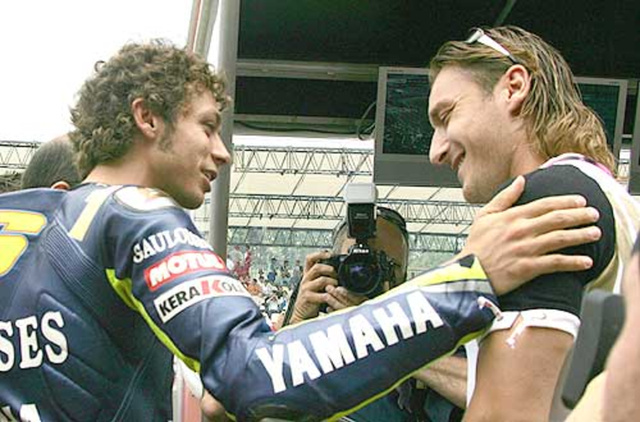Rossi és Totti