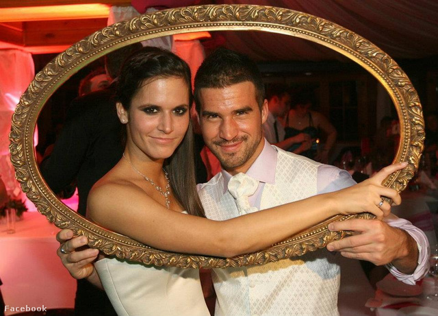 A győztes pár, Patkó Csenge és Baranyai Péter már a váláson is túl van.