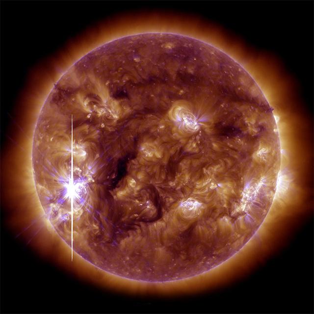 X3SolarFlare sdo 2013309