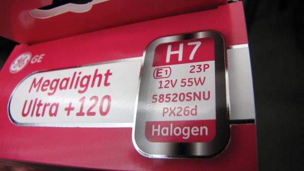 A nálunk gyártott GE prémium izzókat a német minősítő intézet E1 kódjával látják el. Ezek a H7 izzók mindenben megfelelnek a szabványoknak, mégis több fényt tudnak az útra bocsájtani