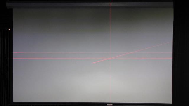 A LED-es H4 pótlék csak egy nagy homogén pacát képes a falra vetíteni, fény-árnyék határ nincs, ráadásul igazán világos területet sem látni. Van, amihez képest a gagyí-xenon is nagyon jó