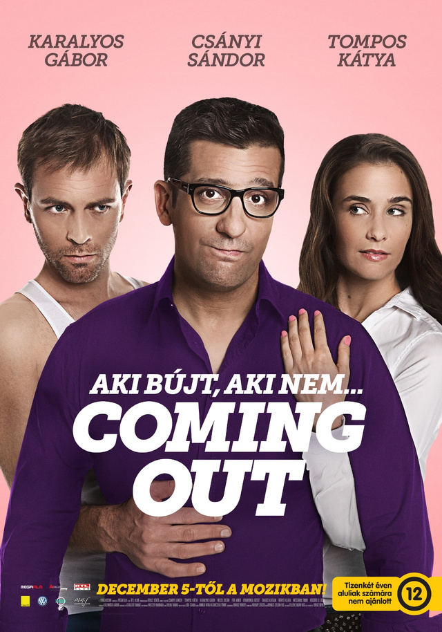 Coming out plakat