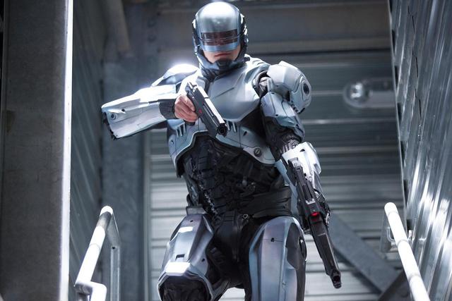 A 2014-re elkészülő új Robotzsaru