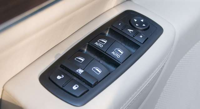 Mercedes-panel