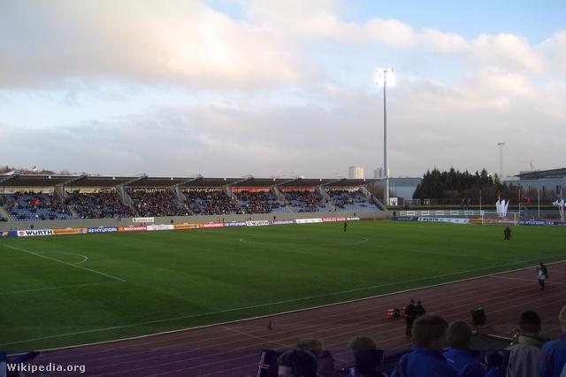 A Laugardalsvöllur Izland nemzeti stadionja