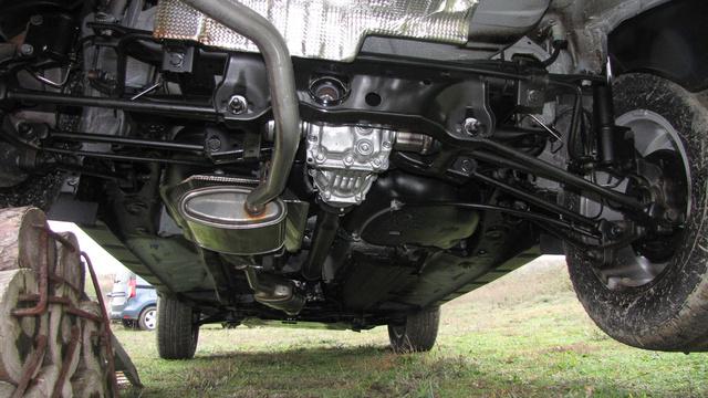 Az összkerekes Dusterek elég jól elboldogulnak terepen is