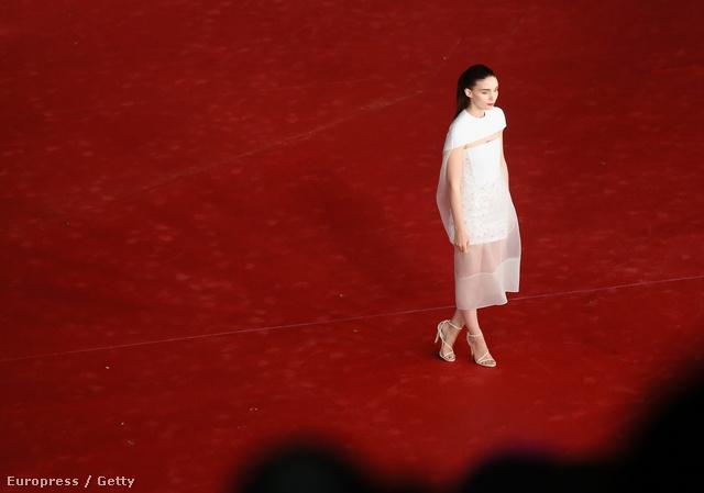 Rooney Mara a Római Filmfesztiválon