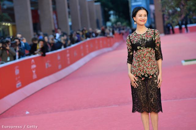Hongdzsie Ni a Római Filmfesztiválon