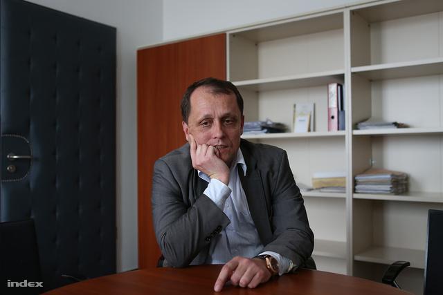 Rózsás Péter gazdasági főigazgató