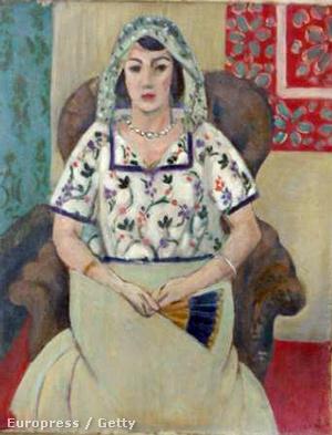 Matisse festménye az egyike azoknak a műveknek, amelyek Gurlitt lakásából kerültek elő.