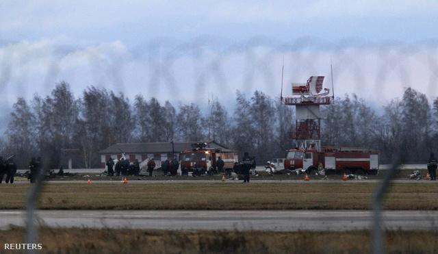 A kazanyi reptér és a lezuhant 737-es