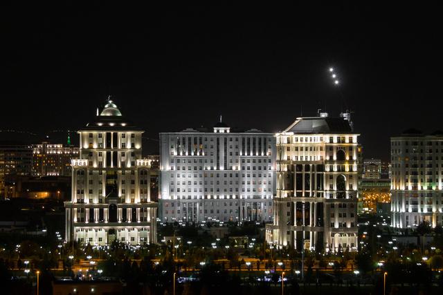 Éjszakai Asgabat