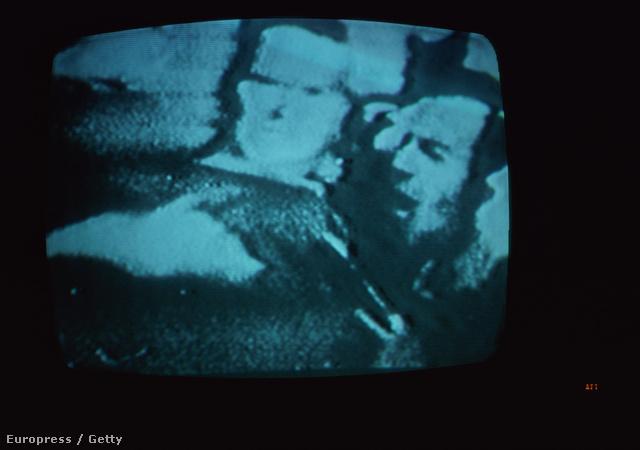 Az Oswald elleni merénylet a Tv-ben