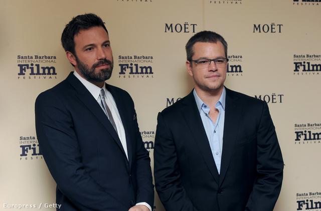 Ben Affleck és Matt Damon