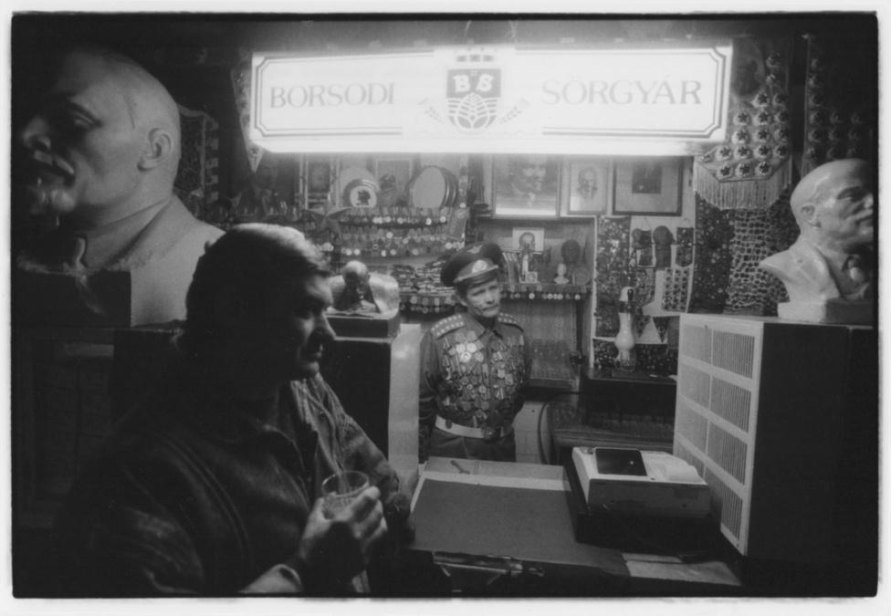 Lenin Kocsma. Sajóvelezd, 1995