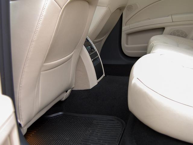 Nagyon kevés autóban van ekkora lábtér
