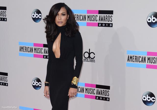 A jónők között az első Naya Rivera – a Glee színésznője-énekese a vörös szőnyegen