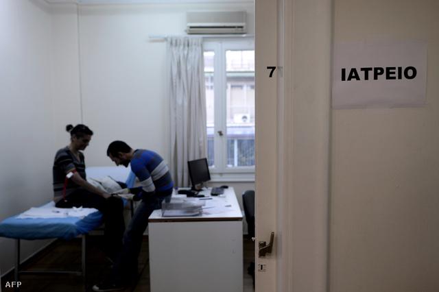 Drogfüggő HIV-szűrésen