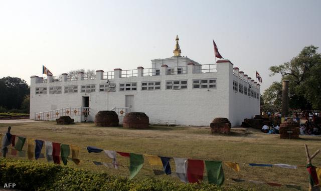 A Májá déví templom