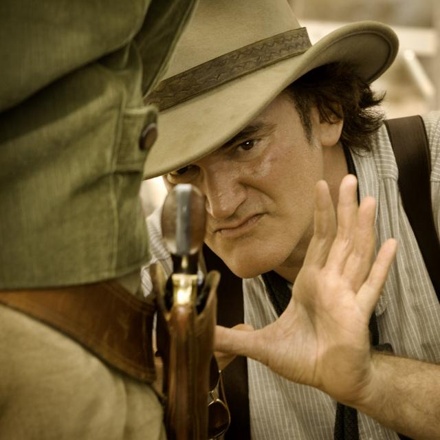 Tarantino a Django elszabadulban