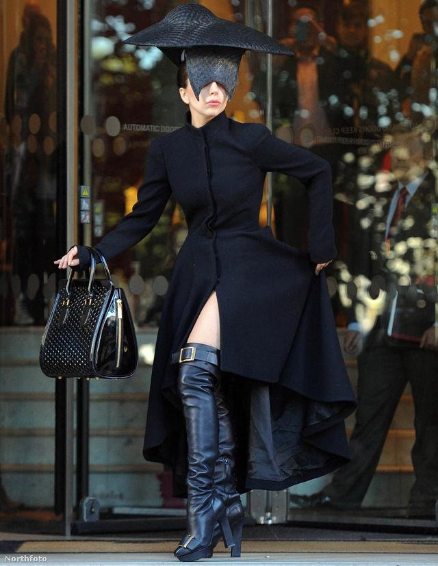 Lady Gaga az agyunkra megy