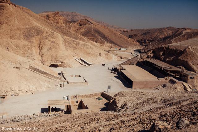 A Királyok Völgye Egyiptomban