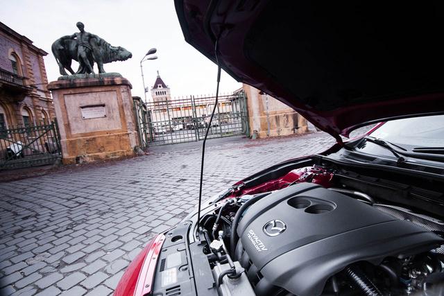A kétliteres motor zseniális, így 120 lóval is