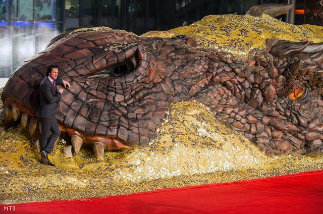 Richard Armitage a német premieren