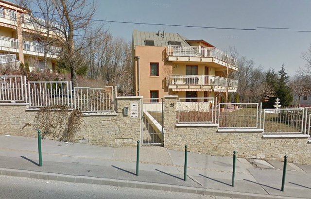 A Farkastorki utcai ház