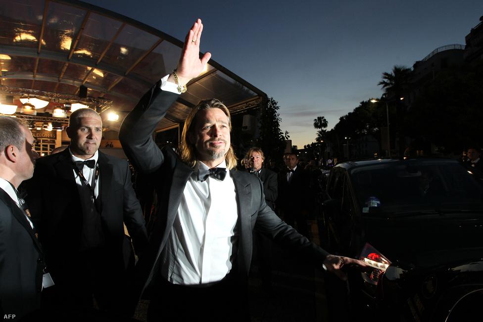 Az Ölni kíméletesen vetítése előtt Cannes-ban. Korábban azt mondta, hogy ötvenéves kora körül már nem akar színészkedni, inkább a producerkedés és a rendezés felé fordulna. Előbbivel már 2006 óta foglalkozik, többek között ő volt A tégla és a jövő évi Oscar egyik nagy esélyese, a 12 év rabszolgaság egyik producere. Rendezni viszont még nem rendezett. Egyelőre úgy tűnik, hogy a színészkedést sem hagyja abba, most éppen a második világháborús Furyt forgatja.