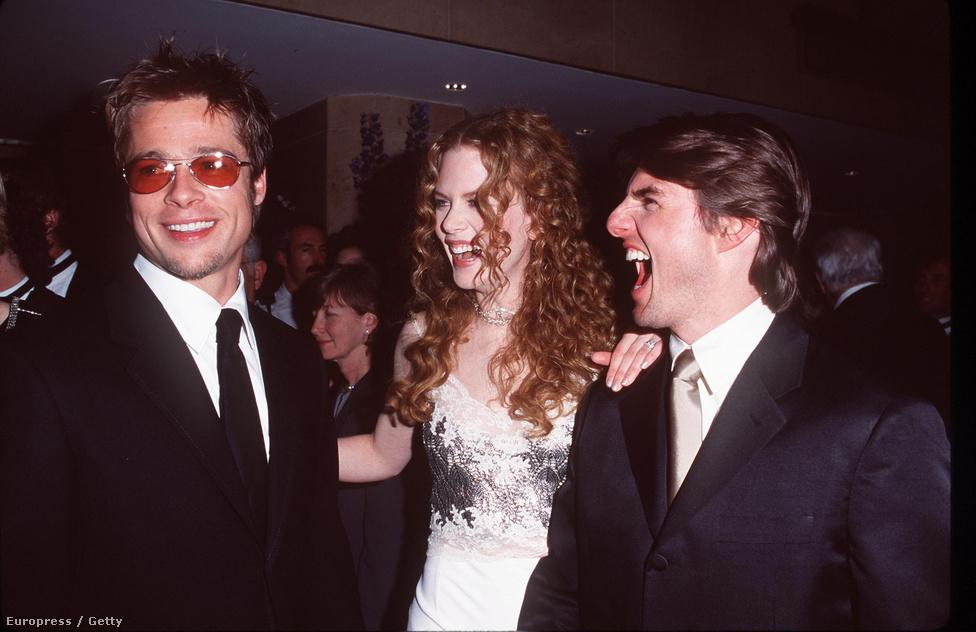 A látszat csal, a nagy vidámság ellenére Pitt és Cruise között kifejezetten feszült volt a viszony egyetlen közös filmjük, az Interjú a vámpírral forgatásán. Később erről diplomatikusan csak annyit mondtak, hogy ők két külön világ. Ennek fényében még meglepőbb, hogy Nicole Kidman nemrég úgy nyilatkozott, hogy Brad Pitt és Angelina Jolie olyanok, amilyenek ők voltak Tom Cruise-zal korábban.
