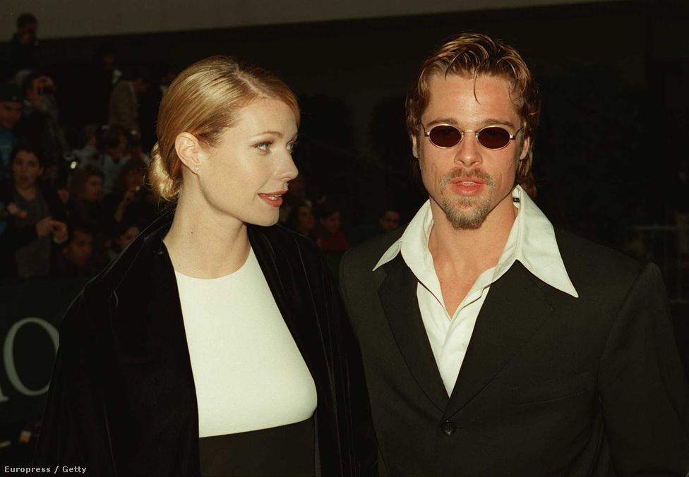 A Hetedik a hatalmas siker mellett egy újabb szerelemet is hozott. Pitt ebben az időben menetrendszerűen összejött minden filmes partnernőjével, de Gwyneth Paltrow-val kicsit messzebbre, egészen az eljegyzésig jutottak. Végül a színész szakított, Paltrow pedig Ben Affleckkel vigasztalódott.