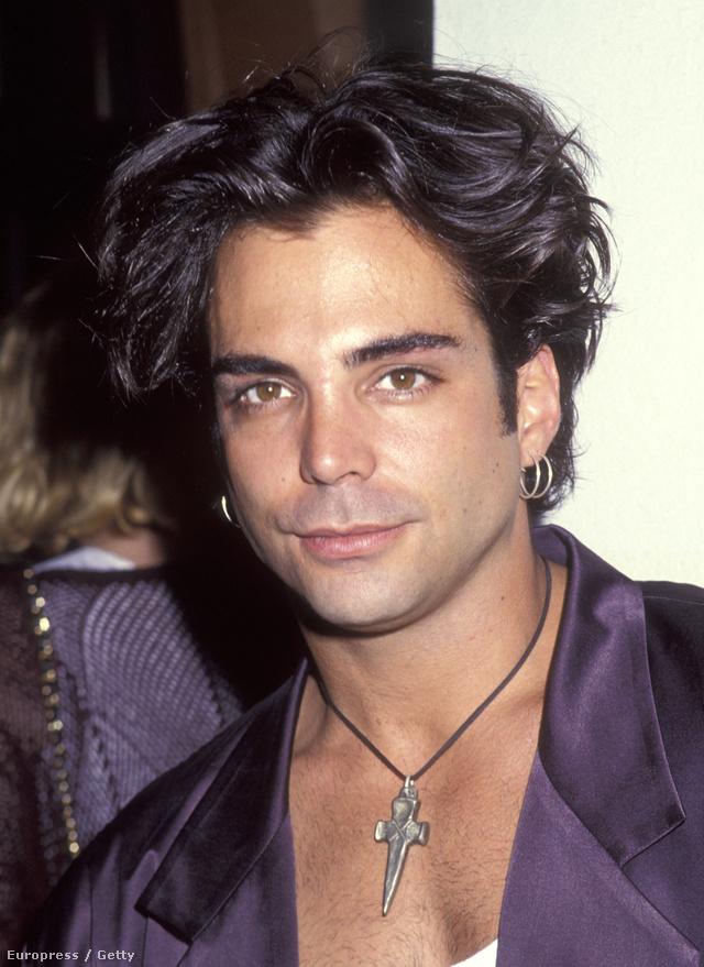 Richard Grieco 1992-ben egy filmpremieren