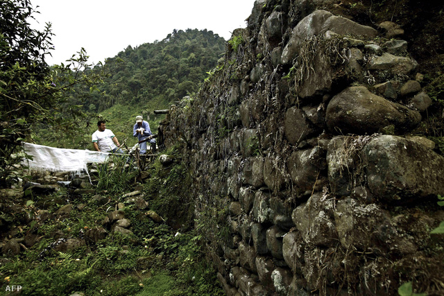 Inka romok Ecuadorban