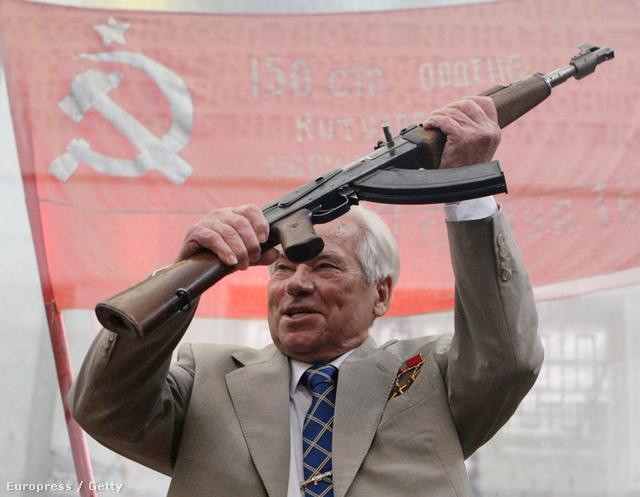Mihail Kalasnyikov