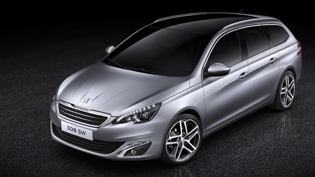 Totalcar Magazin Az Octaviat Is Megszoritja Az Uj Peugeot Kombi