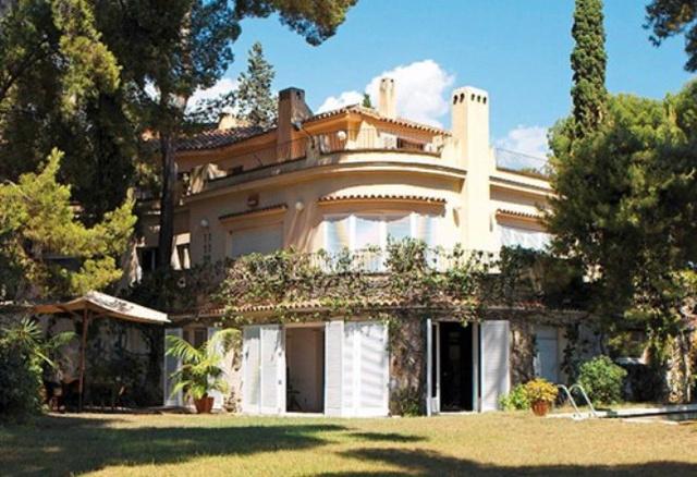 Krisztina hercegnő barcelonai kastélya