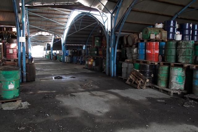 Veszélyes hulladék Lászlóházán