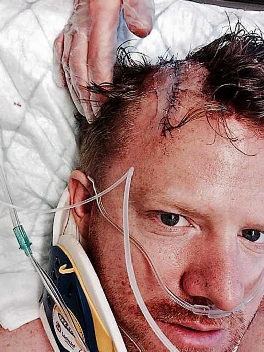 Morten Hauerbach az Ekstra Bladet fotóján