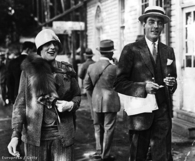 Astor Vincent és felesége