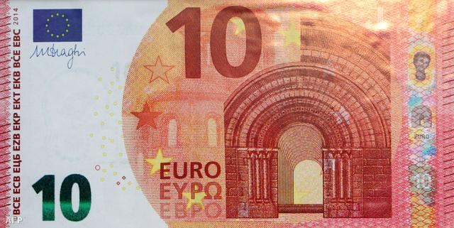 Az új bankjegy
