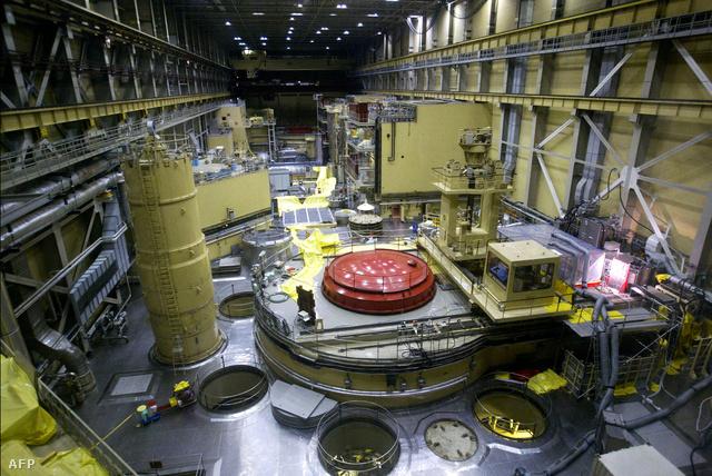 A paksi atomerőmű 2. blokkja