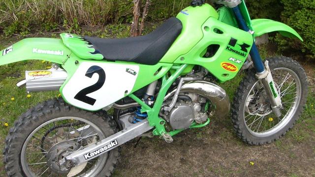 Kawasaki KDX 250