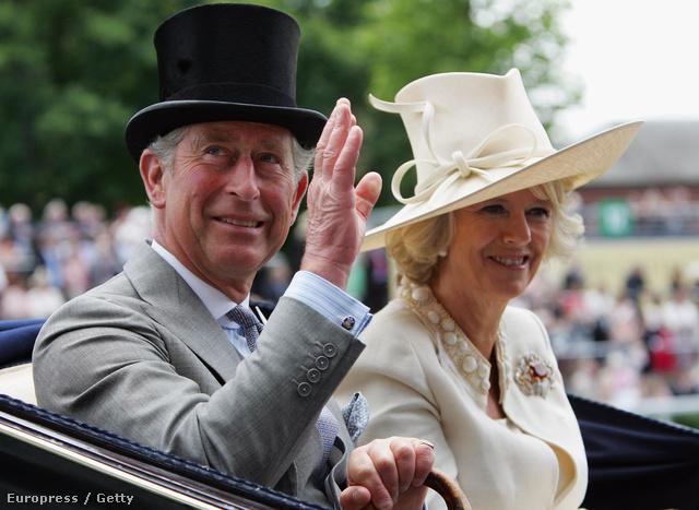 Károly herceg és Camilla