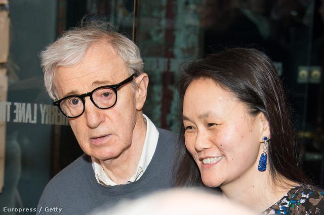 2013: Woody Allen és Soon-Yi