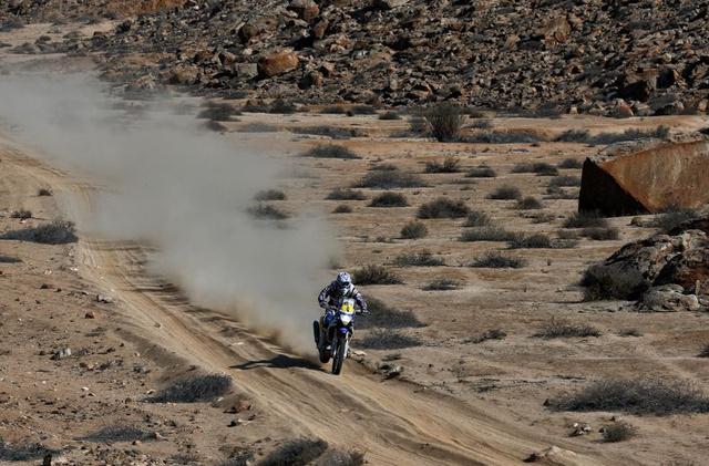 Olivier Pain / Forrás: dakar.com