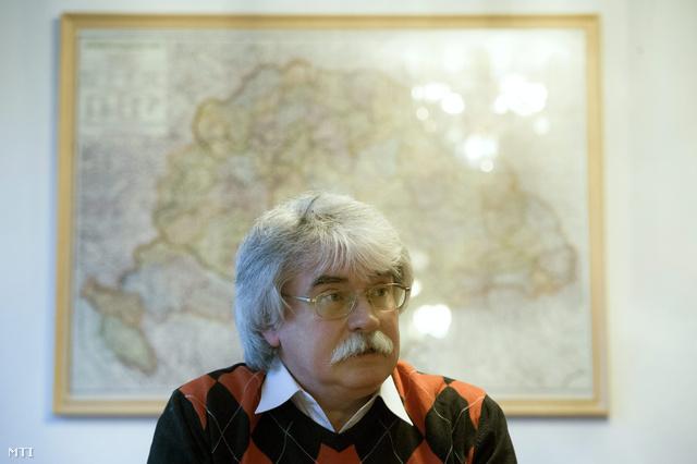Szakály Sándor, a Veritas Történetkutató Intézet főigazgatója